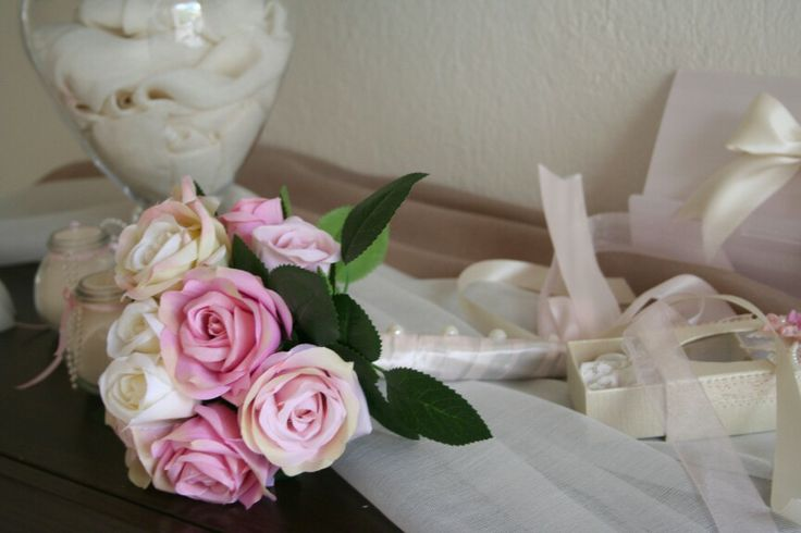 Wedding bouquet decorative