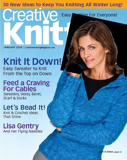Creative Knitting 1 2008 - Poli tricot - Picasa Webalbumok