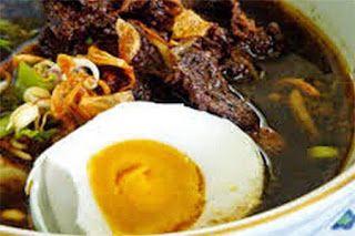 Resep Rawon Setan Surabaya | Resep Cara Membuat Masakan Jawa Kuno Enak Komplit