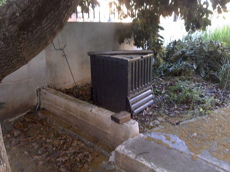 compost bucket,in Aigio