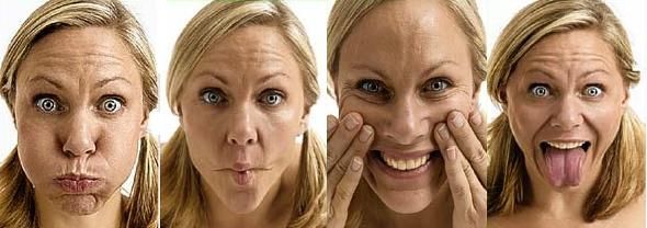 who are we??: FACIAL YOGA 101