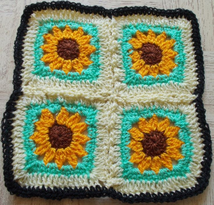 FREE pattern info at http://shyamanivas.blogspot.in/2015/03/21-flower-granny-squares.html