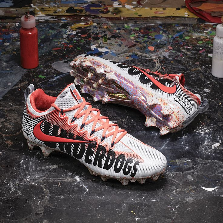 The underdog? Denver Broncos CB Chris Harris Jr. has been there. That's why he supports underdogs across the country with the Chris Harris Jr. Foundation, giving every underdog a shot to achieve his/her potential. To learn more about supporting the underdogs, and other player causes, visit http://www.nfl.com/mycausemycleats.