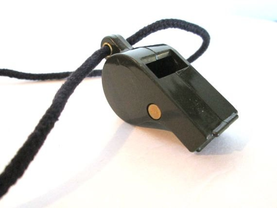 #Vintage US Army #Whistle by ElmPlace on Etsy, $18.00#eveteam