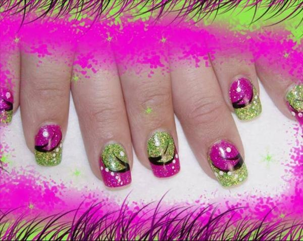 Gel Nail Design Ideas | images of nail art designs and ready for more amazing design ideas ...