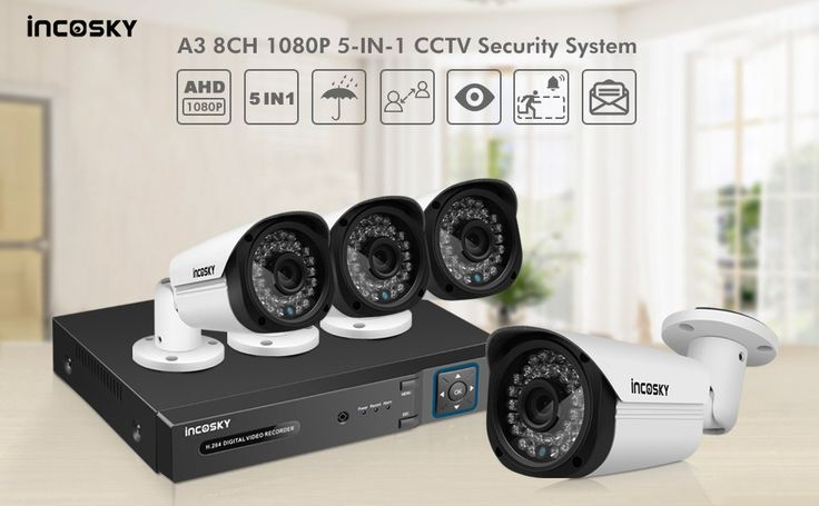 Unique Best Home Camera Security System 2015