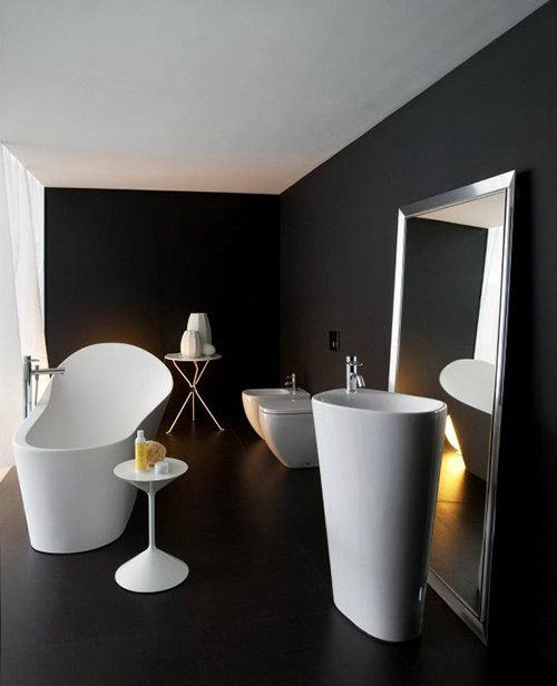 Organic Bathroom Fixtures by Laufen - Palomba