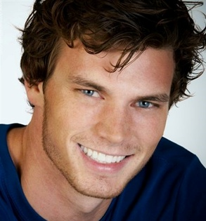 Derek Theler - my image of Christian Grey!