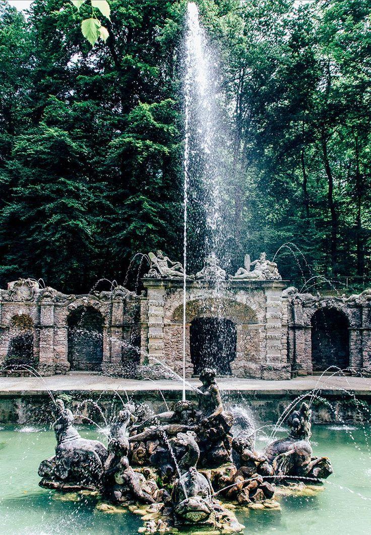 Reisetipps für Bayreuth: Sehenswürdigkeiten, romantische Orte, Veranstaltungen und fränkische Spezialitäten in der Wagnerstadt.
