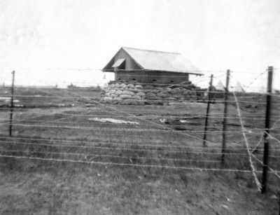 A British blockhouse in the South African countryside. (Northamptonshire Regimental Archives)