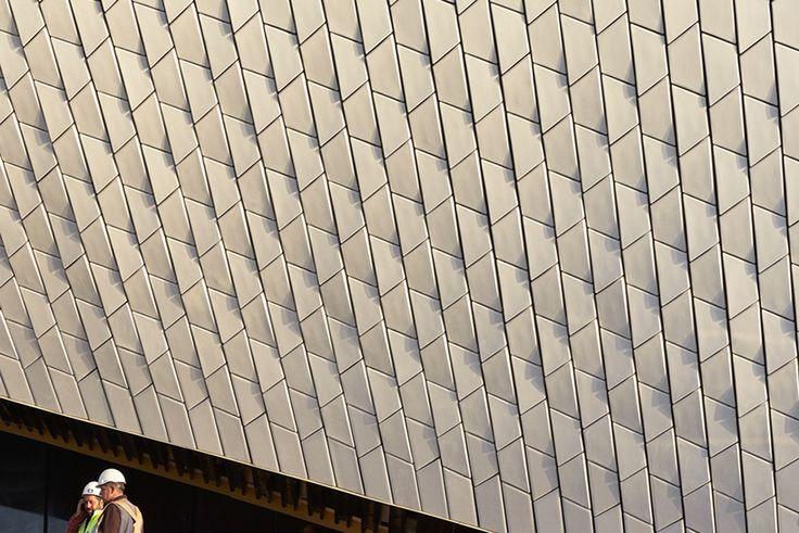 amanda levete-designed MAAT museum set to open in lisbon