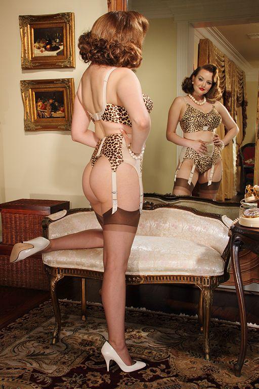 Free photo mature lace stock