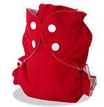 Cherry Tomato - AppleCheeks Diaper Cover Size One
