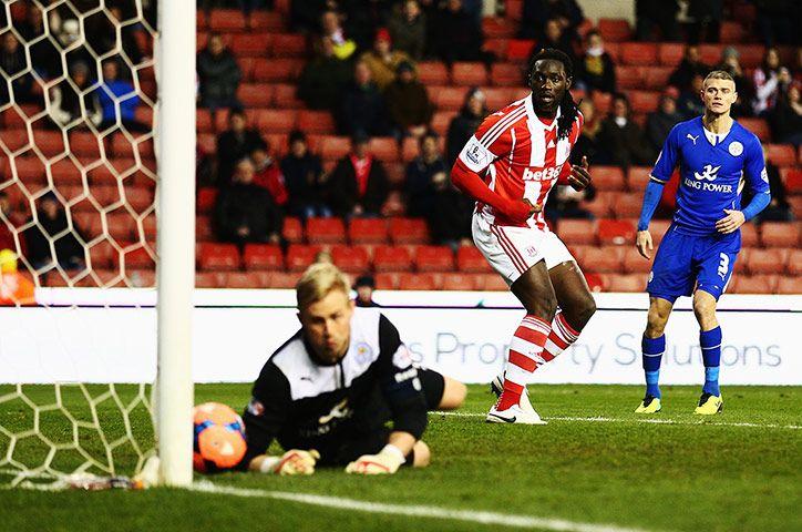 FA CUP THIRD ROUND: Kenwyne Jones shot