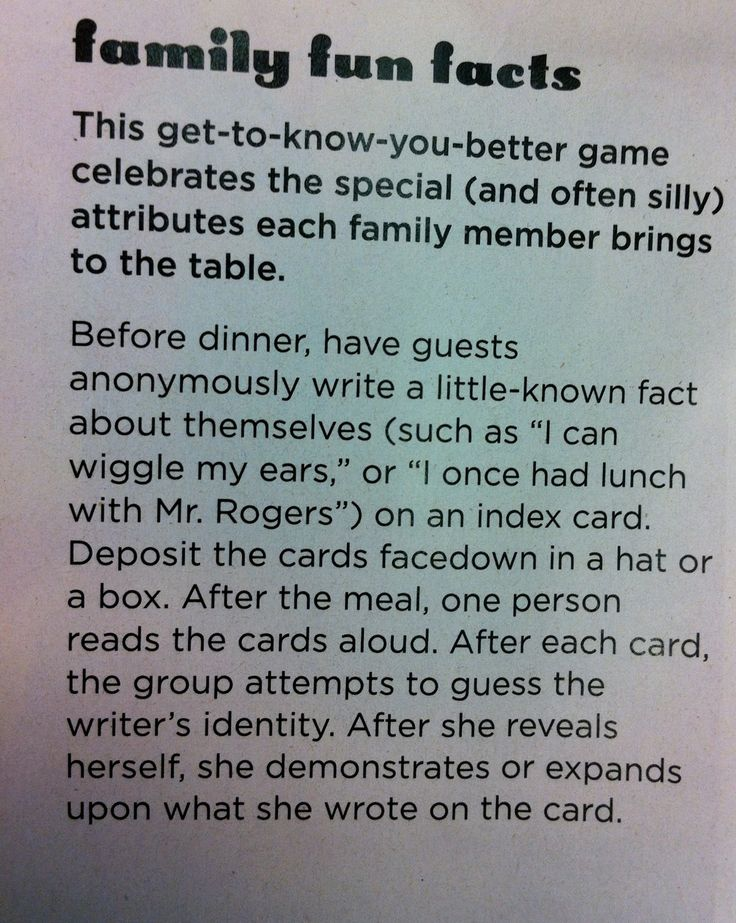 Thanksgiving Game Idea ( fun & great for the family!)