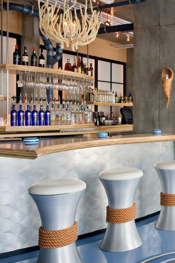 The Loft Restaurant & Bar serves fresh seafood, such as wasabi-seared ahi tuna. NYLO Providence/Warwick (Warwick, Rhode Island) - Jetsetter