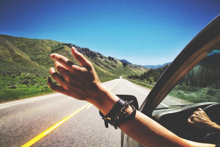 Recover from a semester of stress by taking a spontaneous trip through the states.