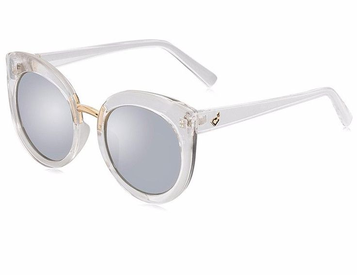 60's Style Cat Eye Women's Sunglasses