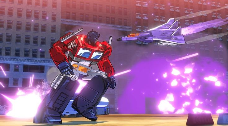 New TRANSFORMERS Video Game Looks Like The Classic Cartoon — GeekTyrant
