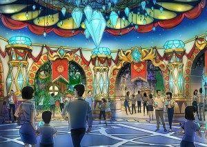 Новый тематический парк с ролевыми играми в Макао - блоги путешественников и туристов. #travel #park #travelling #traveltipz