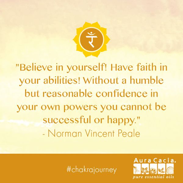 What do you do to help increase your self-confidence?