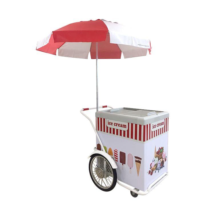 ice cream truck rental prices