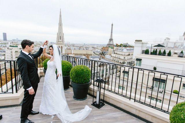 Casamento em Paris | Andressa   Hendel