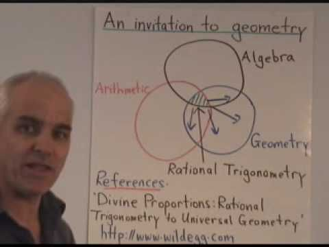 WildTrig0: An Invitation to Geometry: the WildTrig series - YouTube