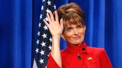 Tina Fey as Sarah Palin  Brilliant