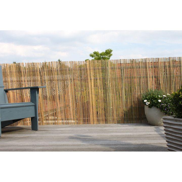 Icke gamla Vindskydd matta bambu shanghai 180x300 cm | gardening | Bambu CT-48