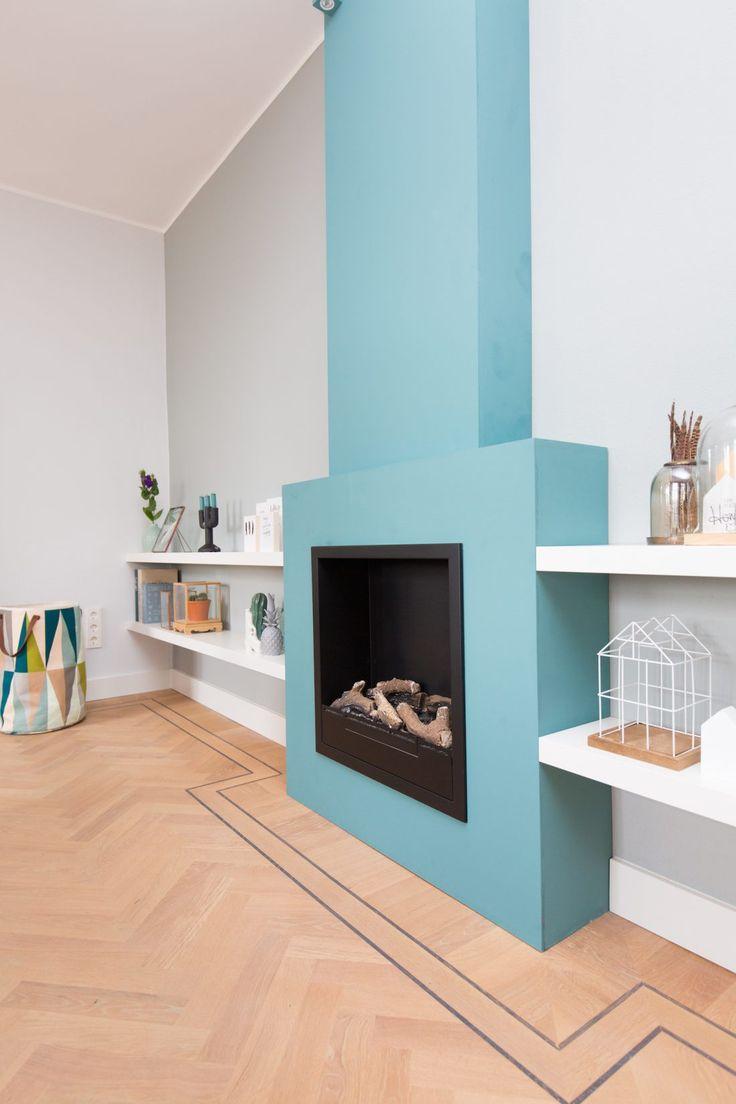Meer dan 1000 ideeën over openhaard woonkamers op pinterest ...