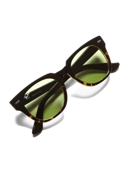Cool Is In Season: Ray-Ban Meteor Sunglasses