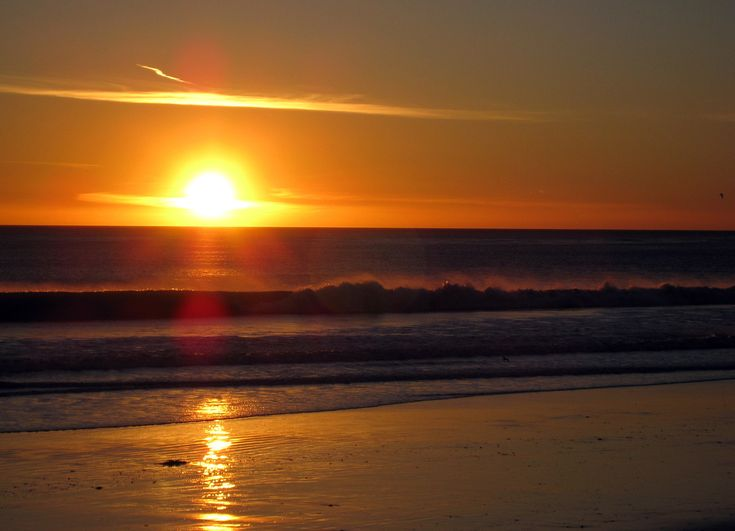 Carpinteria, CA ~ Where I lived for many years!  And yes, the sunsets are unbelievably beautiful!