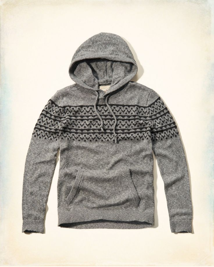 Guys Hooded Sweater | Guys Tops | HollisterCo.com
