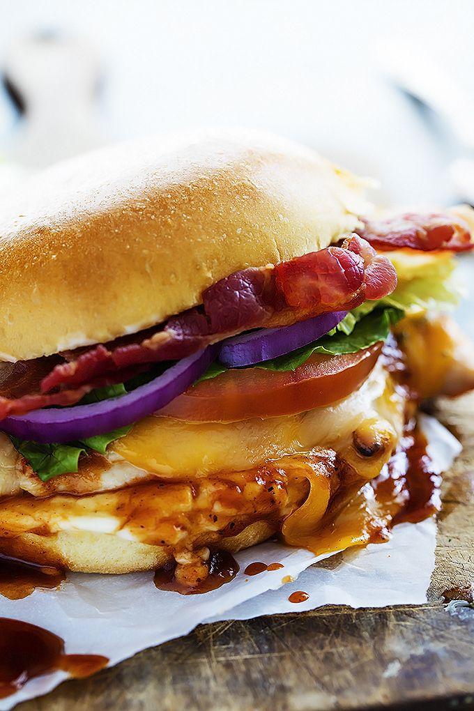 Monterey Chicken Sandwiches