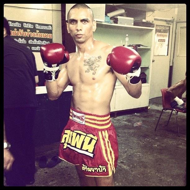 Muay Thai Mexico: An Interview With Carlos Singto Navarro