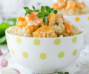 Warm Peach Coconut Quinoa Recipe: http://glutenfree.answers.com/gluten-free-recipes/warm-peach-coconut-quinoa-recipe #glutenfree