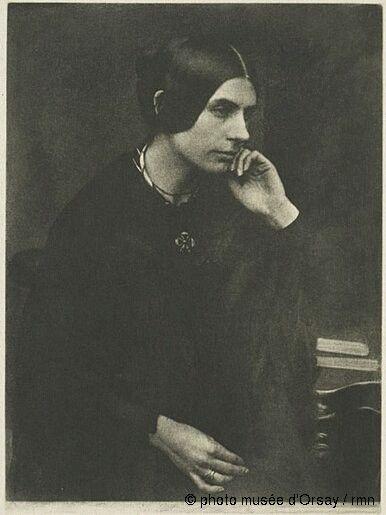 Lady in black. 1912 David Octavius Hill