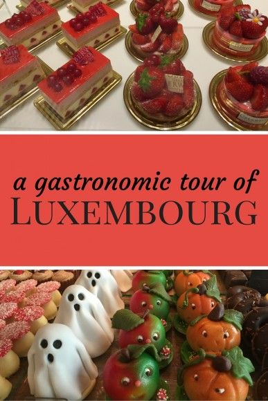 Read about our gourmet walking tour of Luxembourg City