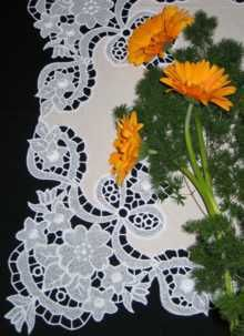 Advanced Embroidery Designs. Free Projects and Ideas. Sewing Machine Cover with Sashiko Embroidery.