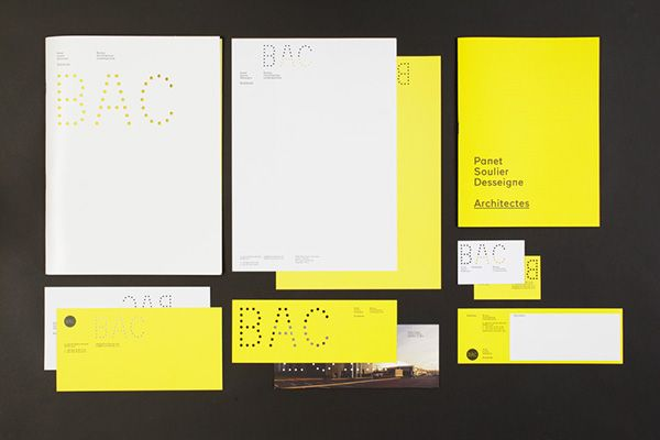 BAC Architectes on Branding Served