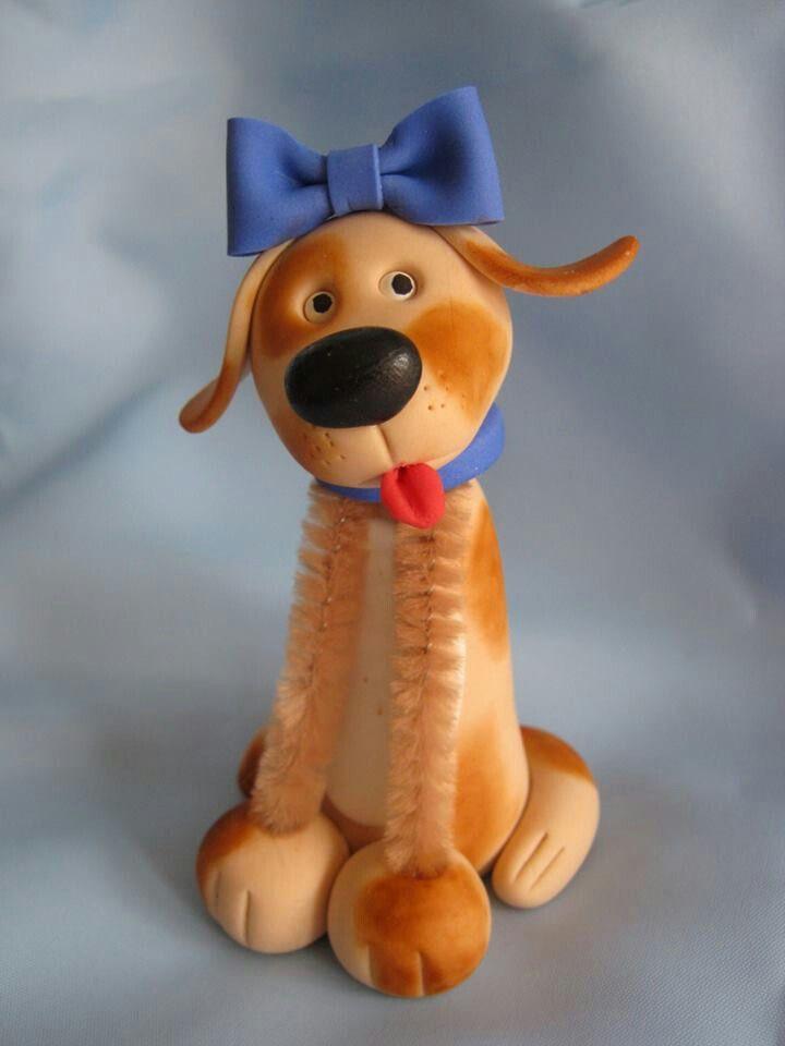 Sugar wobbly dog