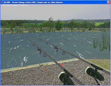 3D Carp - Fishing game