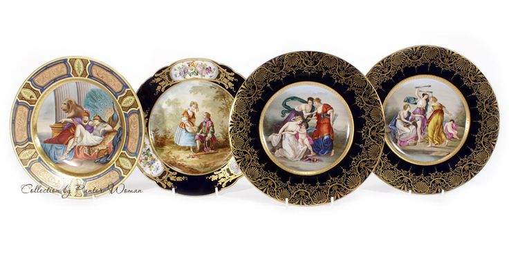 в коллекцию...Королевская Вена - Живопись на фарфоровых тарелках. Обсуждение на LiveInternet - Российский Сервис Онлайн-Дневников