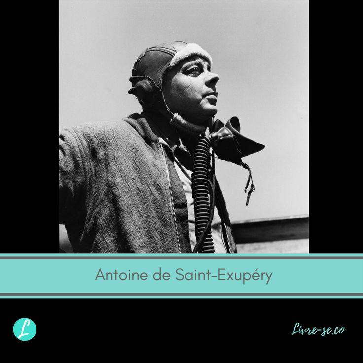 Há 117 anos atras, nascia o criador do Pequeno Princípe, Antoine de #SaintExupéry 🇫🇷! Quem não tem saudade dessa leitura mágica?!