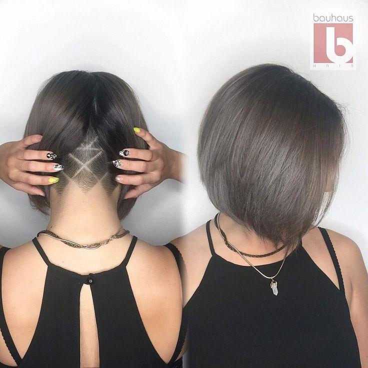 Best 25 Undercut Bob Ideas On Pinterest Short Hair