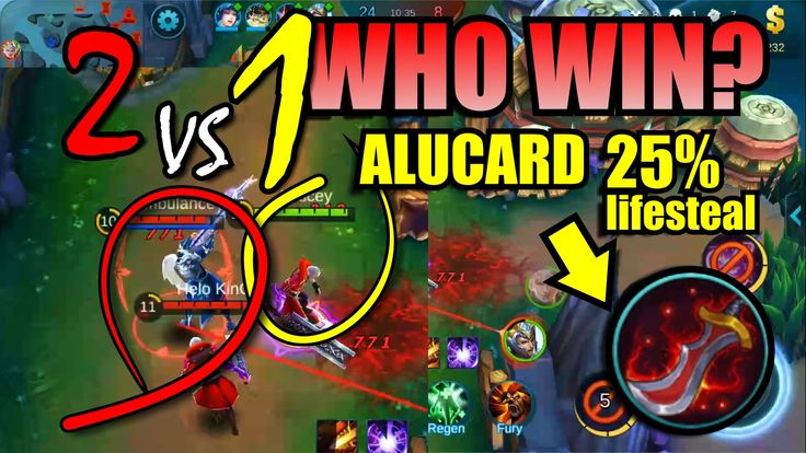 alucard mobile legends gameplay