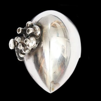 Jorma Laine silver ring 1973