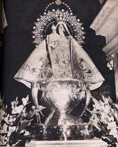 Ochun is syncretized with la Virgen de la Caridad del Cobre, who is the Patroness of Cuba. On September 8, Cubans show their devotion to Ochún by dressing in yellow, putting sunflowers and...