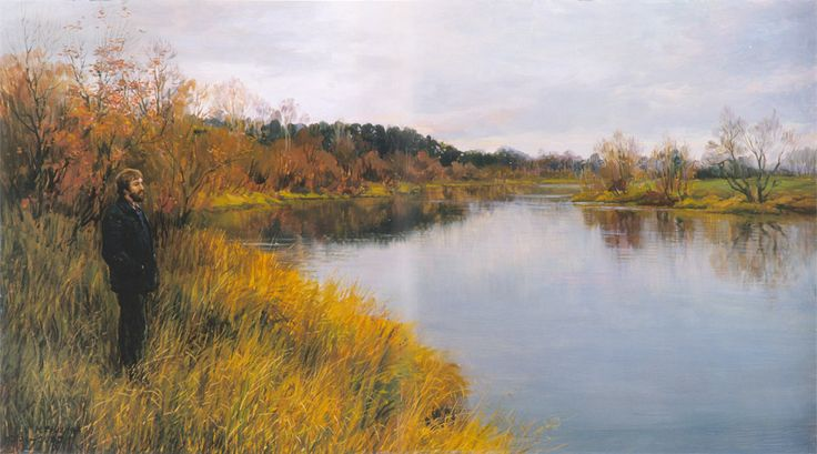 Мария Вишняк. Тихое течение